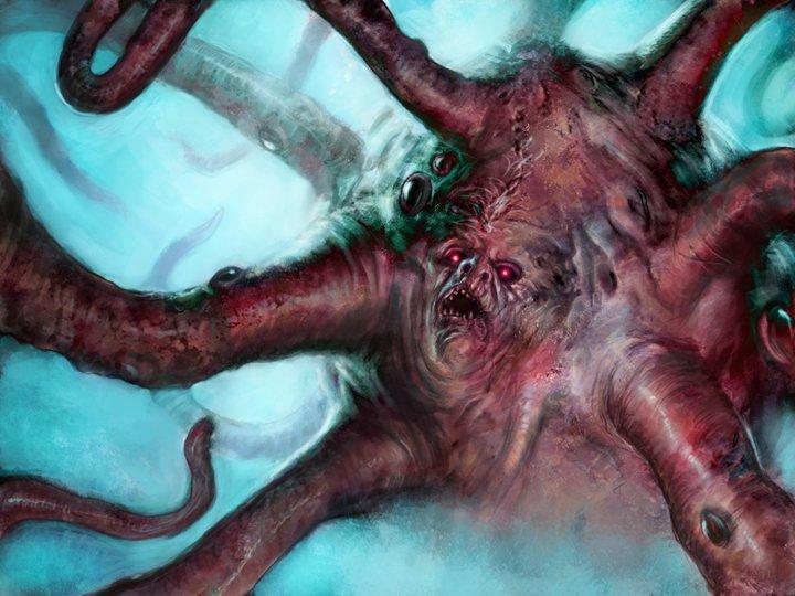 Cthugha Arkham Horror Imagen