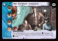 Conspiración Agencia Blackwood